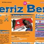 Berriz Berri de junio de 2012