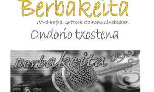 Berbakeita txostena - Euskadiko Gazteriaren Kontseilua
