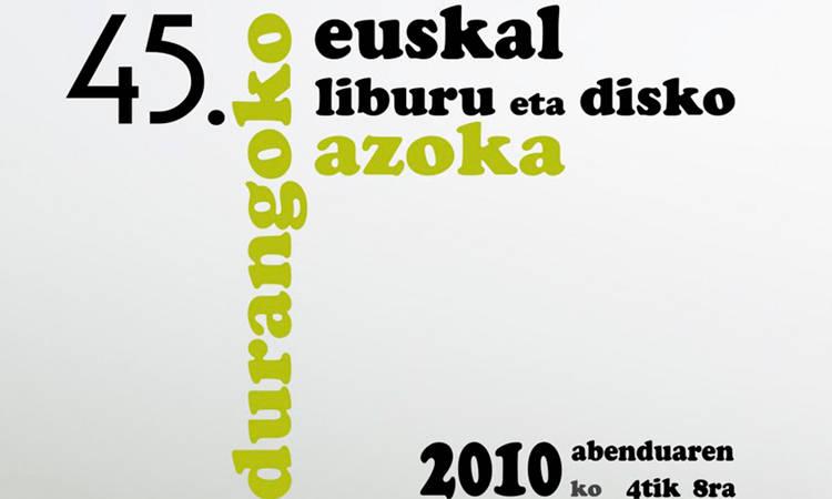 Durangoko Azokan parte hartu nahi al duzue? - EGK