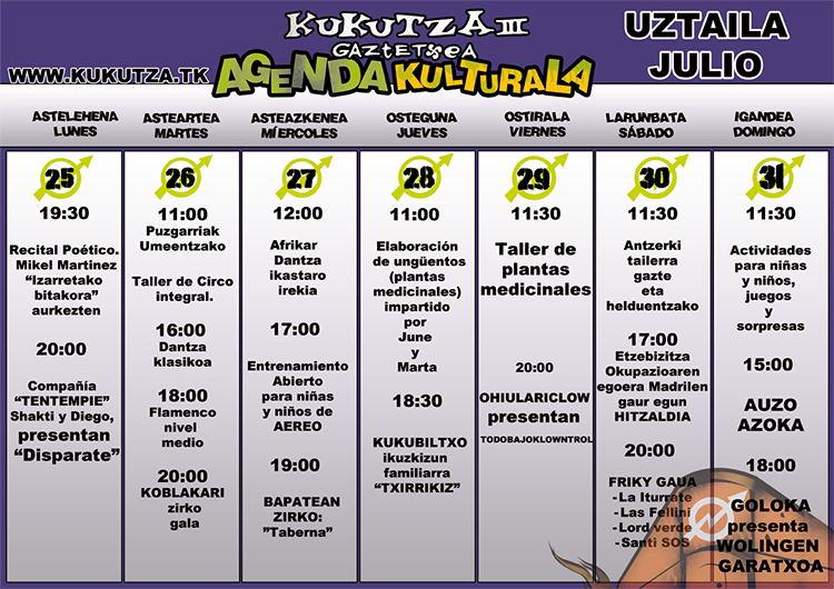Agenda Kukutza