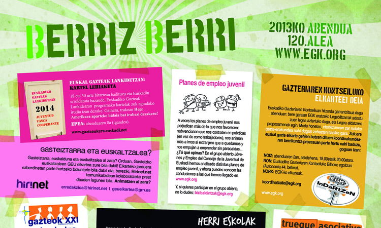 2013ko abenduko Berriz Berri