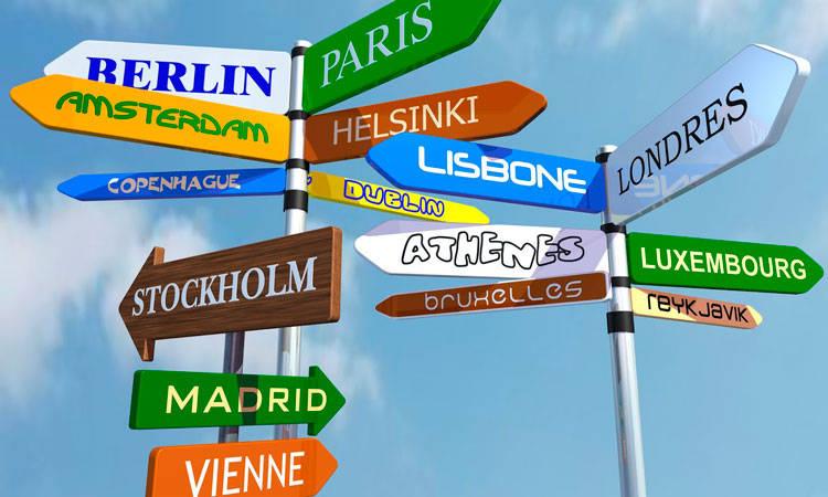 Erasmus beken murrizketen aurkako mobilizazioak