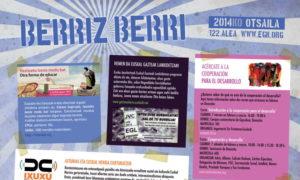 Otsaileko Berriz Berri agenda