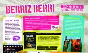 Berriz Berri de abril de 2014