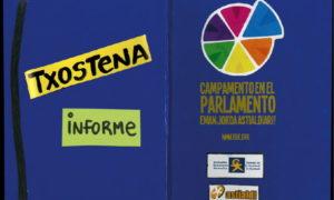 Iniciativa Campamento en el Parlamento