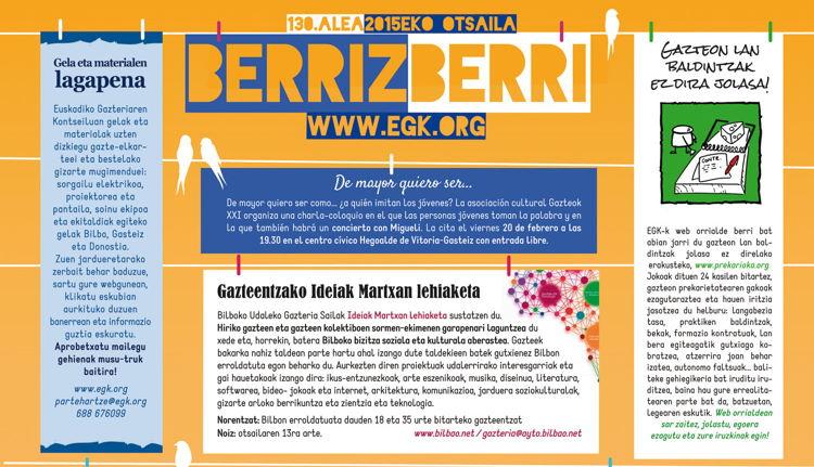 Otsaileko Berriz Berri