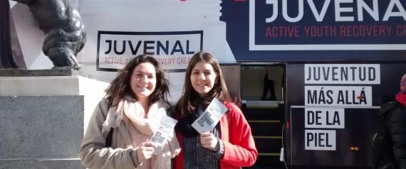 CJEren bi kanpainei, Crema Juvenal + Juventud Necesaria, atxikimendua