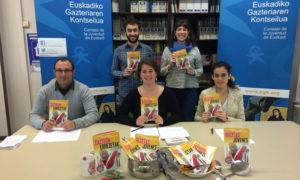 El Consejo de la Juventud de Euskadi (EGK) presenta 17 propuestas para impulsar el empleo de calidad entre las personas jóvenes