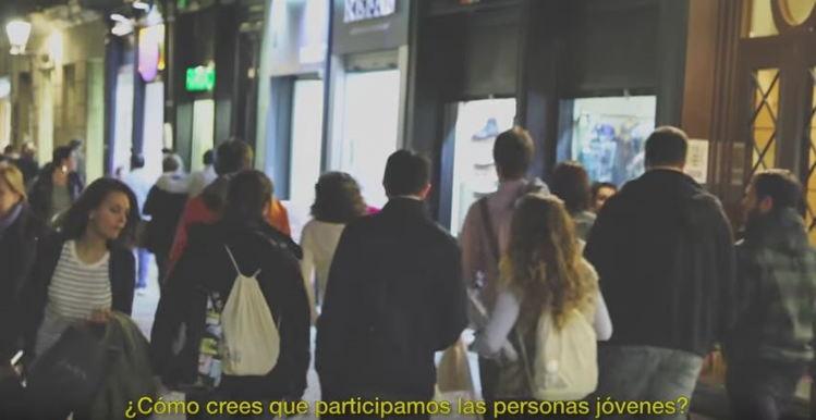 Nola parte hartzen dute gazteek Euskadin