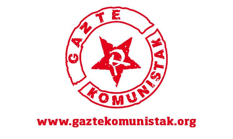 Gazte Komunistak elkartea - Euskadiko Gazteriaren Kontseilua