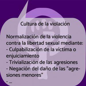 DEF Cultura de la violación