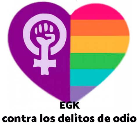 EGK contra los delitos de odio