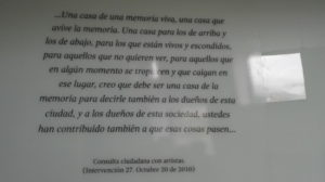 EGK-k Medellinen egindako jardunalien argazkiak