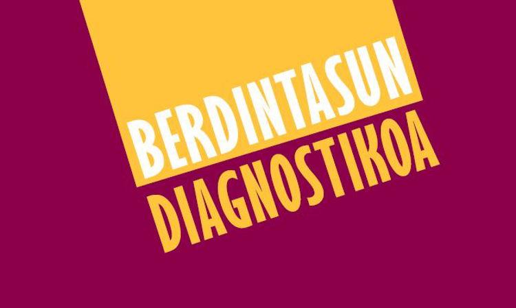 Berdintasun Diagnostikoa azala