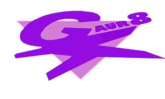 Gaur8 lantaldearen logoa