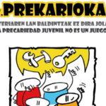 Prekarioka txostenaren azala