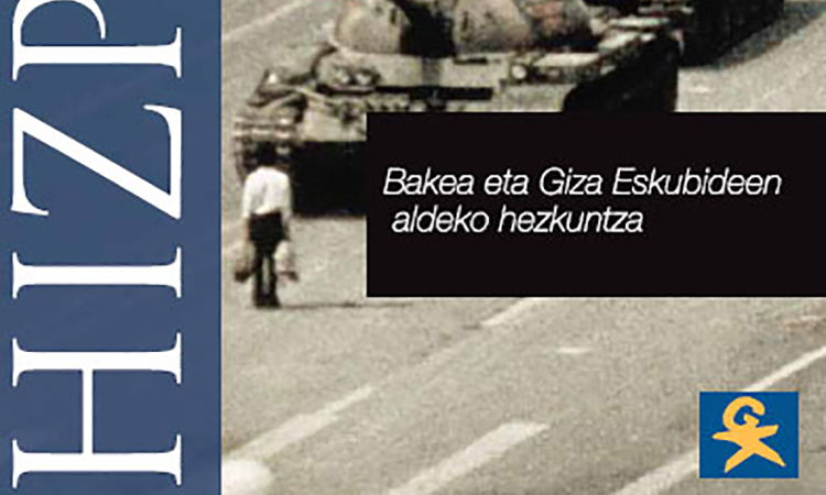 Bakea eta Giza Eskubideen aldeko hezkuntza