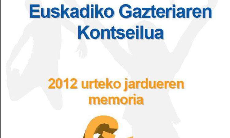 2012ko memoria