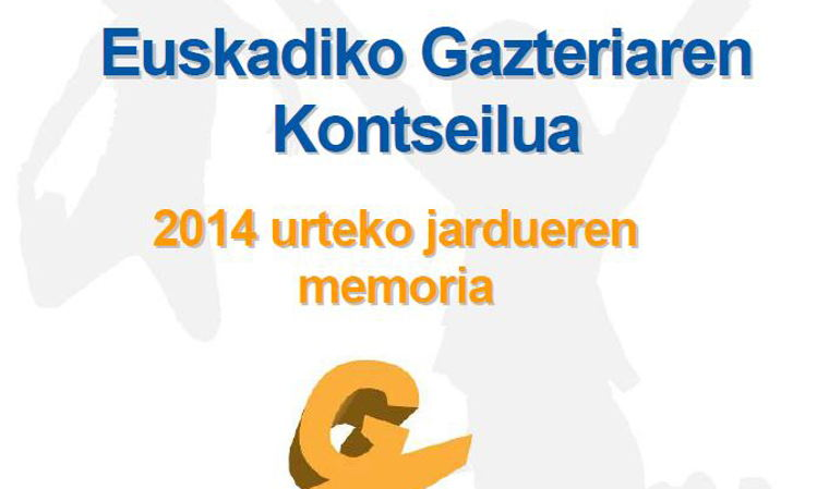 2014ko memoria