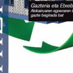 Gazteria eta Etxebizita (Hizpideak 5) azala