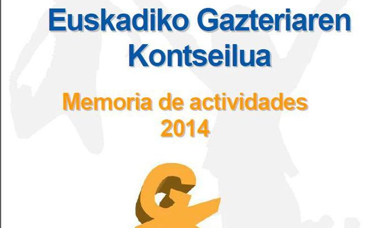 Memoria de 2014