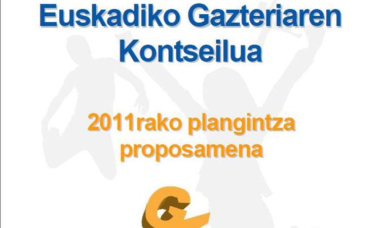 2011ko Plangintza