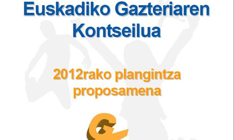 2012ko Plangintza