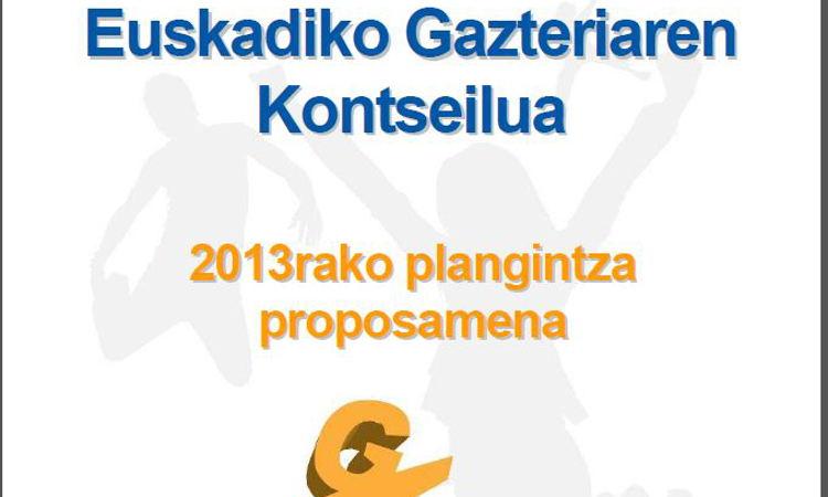 2013ko Plangintza