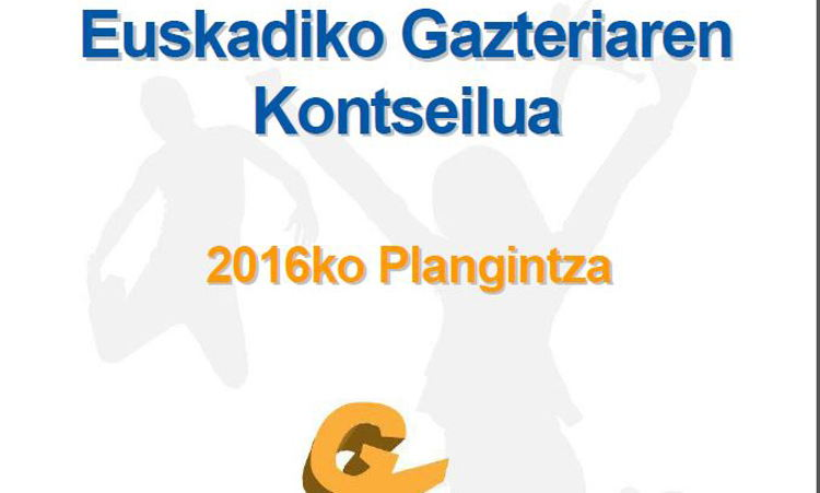 2016ko Plangintza