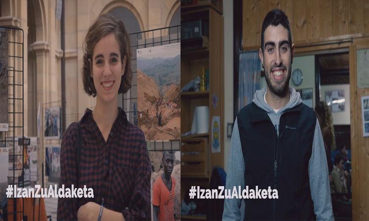 Boluntariotzaren Nazioarteko eguna #IzanZuAldaketa ere