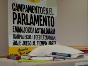 Etorkizun handia duen bikotea: gizarte politikak eta aisialdi hezitzailea