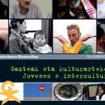 Gazteak eta kulturartekotasuna Ahotik At 3 - Euskadiko Gazteriaren Kontseilua