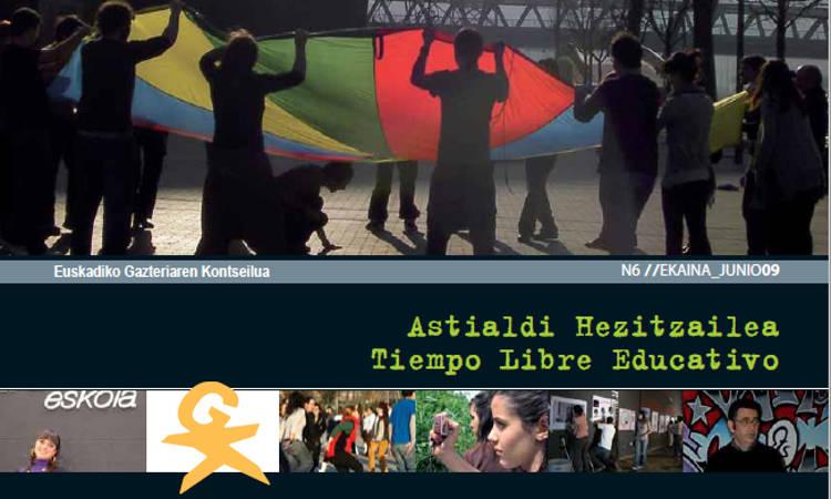 Astialdi Hezitzailea Ahotik At 6 - Euskadiko Gazteriaren Kontseilua