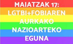 Gazteok LGTBI+fobiari aurre! - Euskadiko Gazteriaren Kontseilua