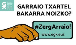 Mugi, BAT eta Barik #ZergArraio! - Euskadiko Gazteriaren Kontseilua