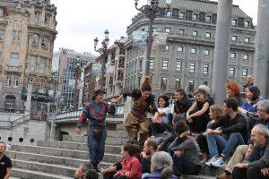 #GazteokBizikidetzan ekitaldiko argazkia - Euskadiko Gazteriaren Kontseilua (EGK)
