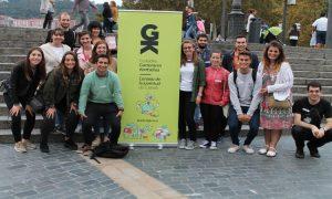 Gazteok Bizikidetzan ekitaldia ospatu dugu Nazioarteko Bakearen egunean - Euskadiko Gazteriaren Kontseilua
