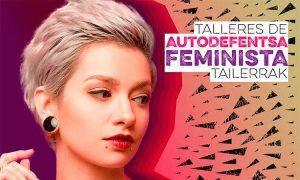 Autodefentsa feminista ikastaroak
