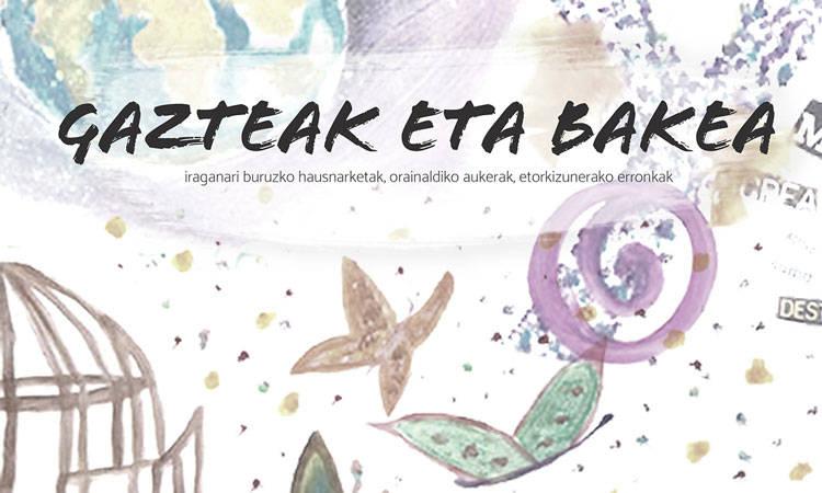 Gazteak eta Bakea liburua webgunean! - Euskadiko Gazteriaren Kontseilua