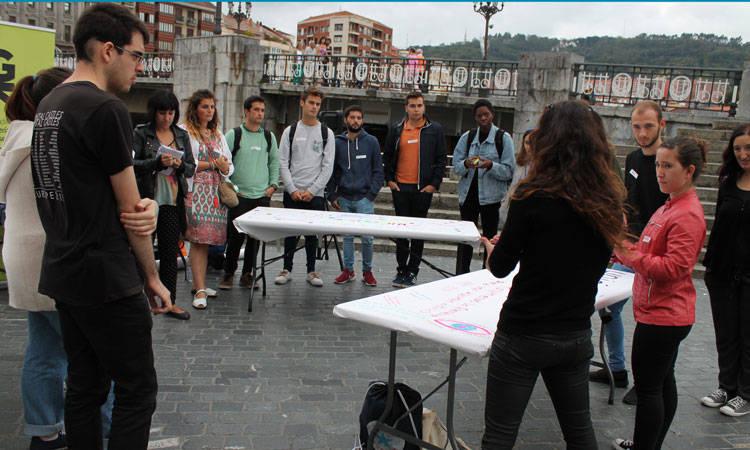 Gazteok Bizikidetzan ekitaldiko ondorioak - Euskadiko Gazteriaren Kontseilua