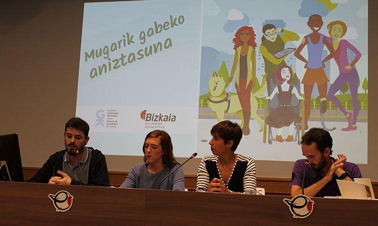 'Mugarik gabeko aniztasuna' hezitzaileei bideratutako tresna baliagarria - Euskadiko Gazteriaren Kontseilua