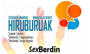 SexBerdin Hiruburuaren ondorioak badaude! - Euskadiko Gazteriaren Kontseilua (EGK)