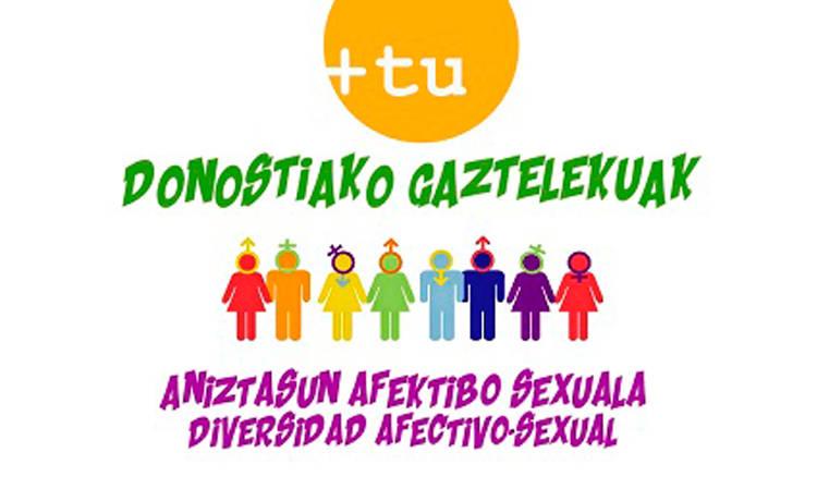 Aniztasun afektibo sexuala lantzeko tailerrak Gaztelekuetan - Donostiako Udala