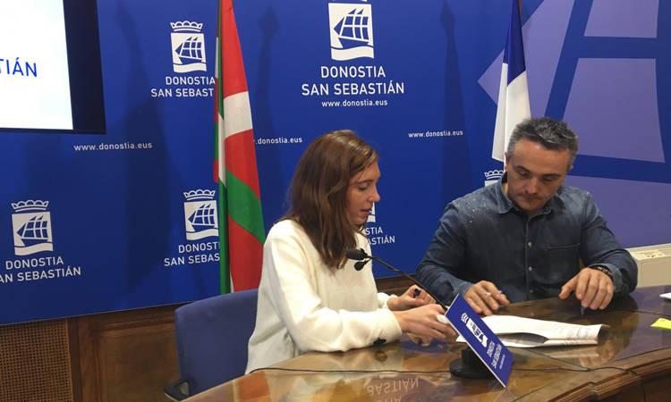 Donostiako Udalarekin hitzarmena sinatu dugu - Euskadiko Gazteriaren Kontseilua (EGK)