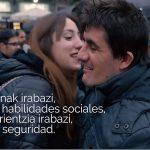 #IzanZuAldaketa boluntariotza kanpaina Boluntariotzaren Nazioarteko Egunean hasiko da - Euskadiko Gazteriaren Kontseilua (EGK)