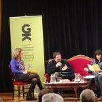 Indarkeria Politikoa eta Giza Eskubideak Euskal Literaturan ekitaldiaren ondorioak - Euskadiko Gazteriaren Kontseilua (EGK)