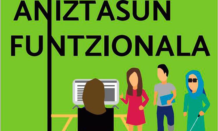 Enplegua, gazteria eta aniztasun funtzionala txostena - Euskadiko Gazteriaren Kontseilua (EGK)
