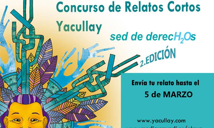 Concurso de Relatos Cortos Yacullay