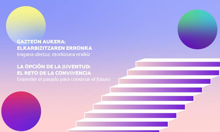 Gazteon aukera: elkarbizitzaren erronka dokumentala Giza Eskubideen Zinemaldian apirilaren 19an! - Euskadiko Gazteriaren Kontseilua (EGK)