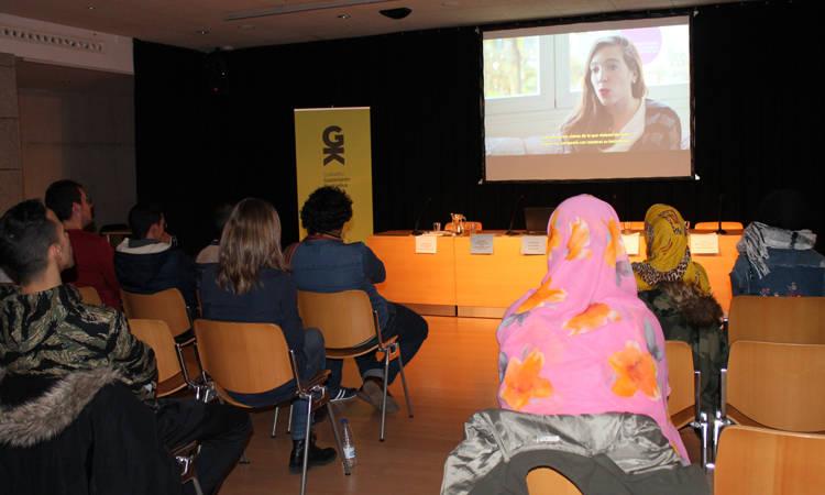 """Sahara-Euskadi esperientzia-elkartrukea"""" jardunaldiko ondorioak - Euskadiko Gazteriaren Kontseilua (EGK)"""